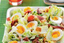 Recepten salades