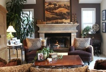 Living room  / by Traci Ziemer