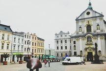 My hometown Opava / Opava