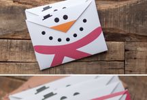 Christmas Festivities: Cards / by Brittany Bennett
