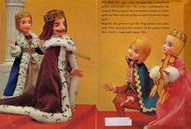 Puppet Story Books