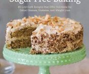 Sugar Free Zone / Live a sugar free lifestyle with sugar-free recipes for desserts, cookies, baking, snacks and more. Low Carb and Diabetic recipes.  http://sugar-free-zone