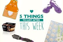 Mumii's Things To Lust After / Our picks of the things we want the most