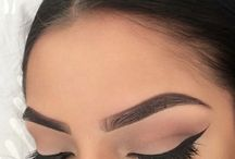 In love with full brows