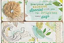 Vintage by Stephanie Ryan / Vintage by Stephanie Ryan is a beautiful, colorful, and encouraging collection of candle holders, plaques, mugs, and decorative tins. With a soft calming color palette, bold blossoming flowers, and encouraging words weaved throughout, each piece is designed to remind you of what makes life worth living.