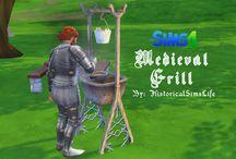 The Sims 4 Medio Evo