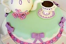 Kitchen Tea Cakes