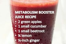 Smoothies and juices recipes / Health recipes juices and smoothies