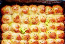 Brød, boller og lign.