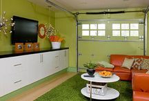 garage make-over!! / by Genie Hurd