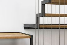 escaleras metalicas interiors