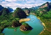 Beautiful Landscapes of China / Visit www.ninchanese.com to learn more about China and Chinese.