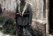 WW1 late war German soldiers