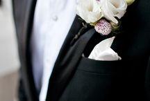 Wedding - Groom Boutonniere