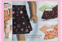 Sewing dolls / Naaien: poppen
