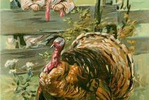 Vintage Thanksgiving / by Wendy Garner