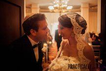 My Wedding! / October 27, 2012 at the Ritz Carlton Philadelphia. More details at PracticallySpoiled.com/wedding
