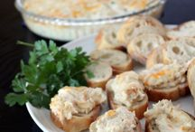 Appetizers/sides / by Kat Ryan
