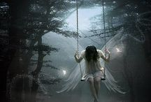 Just a swingin... / by Monica Chesley
