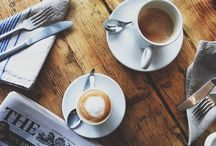 Cup & coffee