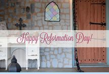 Reformation Day Activities and Books