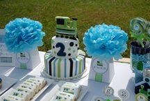 birthday ideas / by Tiffany Stephenson