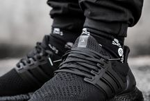 Adidas Shoes b&w / luxury sport sneakers