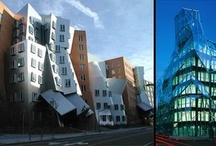 Cool and Crazy Buildings / It's hard to believe some of these buildings are even real!