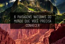 Places / Locais para ver ou que estive