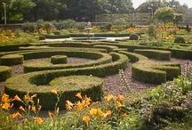 renaissance tuinen 1500-1600