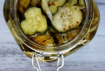 CANNING/PICKLING/ FREEZING / by Susan Swanson