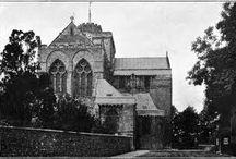 Romsey, Hampshire / Childhood Memories