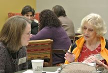 Writing - Conferences / For writers: why attending conferences is important, as well as links to various conferences.
