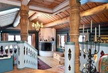 Dream Home Ideas / by Christina Corlett