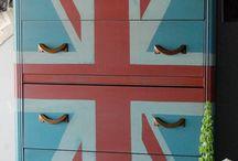 design. british invasion / by Stephanie Hauck