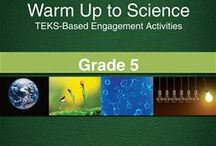 Warm Up to Science (WUTS) Samples / Warm Up to Science: TEKS-Based Engagement Activities Series  Warm Up to Science offers student-centered engagement activities for immediate student involvement. Scientifically-based research supports the use of this form of frequent conceptual exposure to enhance student understanding.  Activities are designed to require 5–10 minutes of class time and are written with the cognitive rigor demanded by the Texas Essential Knowledge and Skills (TEKS).
