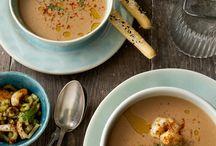 Soupes / bouillons