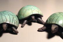 Schildpad raku