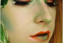 Costume inspiration  / Poison Ivy Costume Inspiration