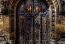 D'n'D Doors moodboard