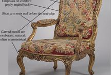 Design history / Furniture & Interior / 17-18th century