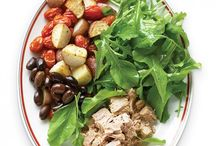 Salads, dressings and gravy