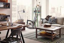 Living Room / by Rachel Goff