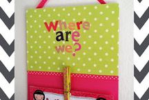 Back to School {by Miss Kindergarten} / Back to school ideas from Miss Kindergarten's blog! / by Miss Kindergarten