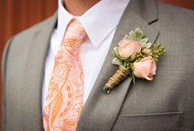 groomsmen, groom