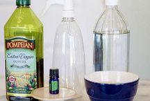 Trucs produit de nettoyage maison