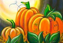 Hallowe'en Ideas / Hallowe'en Art and Ideas