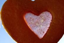 Heart- Shaped Foods