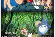 Anime / Ghibli