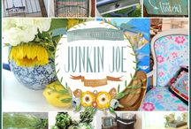Crafty Stuff-Repurposed Junk